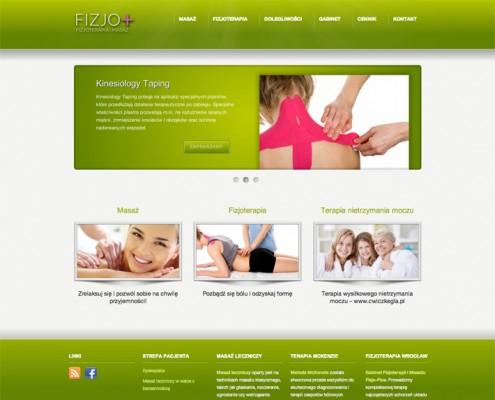 strona internetowa fizjo-plus.com