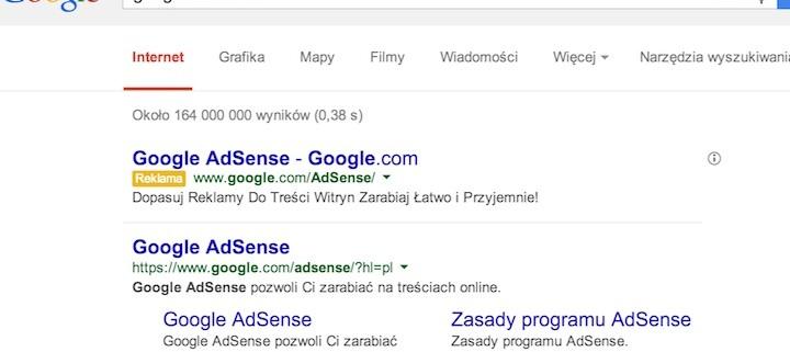 Czy Google okreada klientów