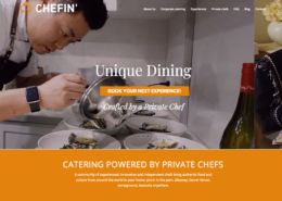 CHEFIN - Corporate Catering